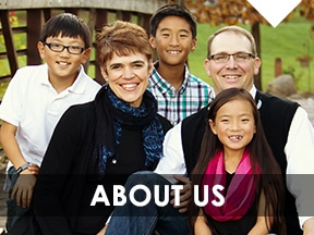 Chiropractor Nevada IA Mark Frideres and Family